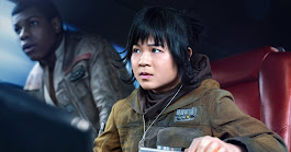 'Star Wars' newbie Kelly Marie Tran makes history in 'The Last Jedi'