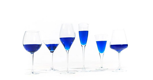 Blue Wine Could Plague U.S. Liquor Stores As Soon As This Fall