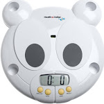 Health-O-Meter Grow With Me Baby Scale, White