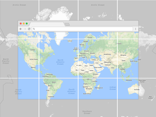 Prototyping a Smoother Map – Google Design – Medium