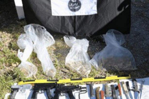 The Civil Guard is investigating the source of the deposit of material and weapons discovered in Ceuta and its possible connection to support networks DAESH