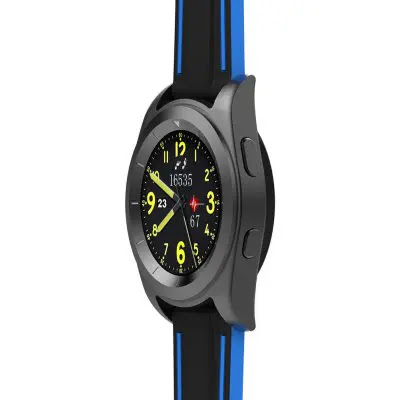 NO.1 G6 Bluetooth 4.0 Heart Rate Monitor Smart Watch TPU STRAP-$26.99 Online Shopping| GearBest.com