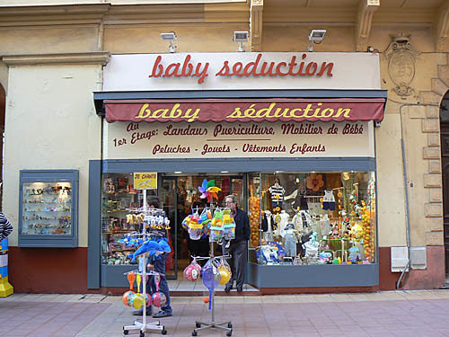 baby séduction