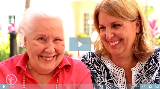 Senior Living: The Caregiver's Role in a Loved One's Journey [VIDEO]