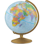 "Replogle Globe 30501 12"" Explorer English Globe, Blue"