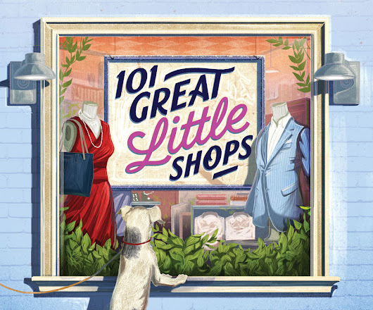 101 Great Little Shops