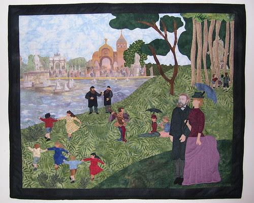 Promenade with Mussorgsky