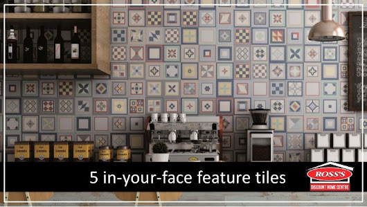 5 in your-face Feature Tiles