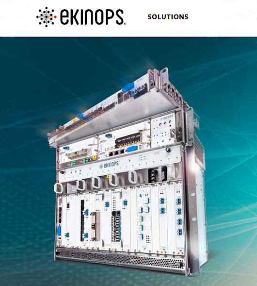 Ekinops' 100G solution selected by Orange to increase capacity of Its long haul networks - Optical Connections News