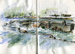 Oregon City - Willamette Falls