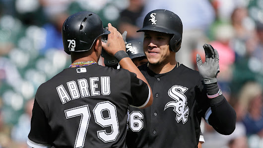 Avisail leads White Sox 25-hit win over Tigers
