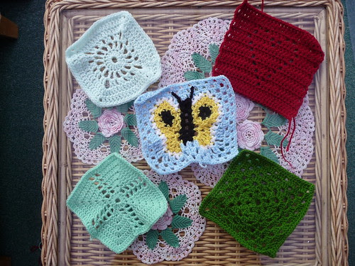 Sistersestina (RAV) (UK) Sara. Your Squares arrived today! Thank you!