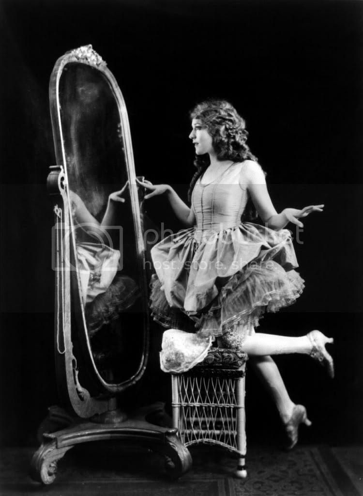 mary pickford 1920s ballerina