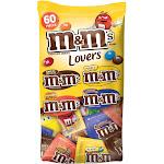 M & M Chocolate Candies, Lovers Variety Mix, Fun Size - 33.08 oz