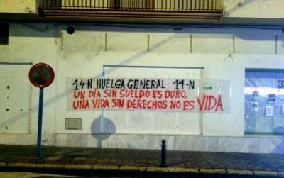 14 novembro: A primeira greve internacional do século XXI