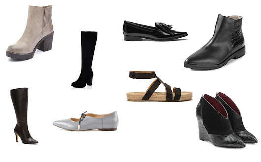 Shoe talk: Build your wide shoe collection this Spring