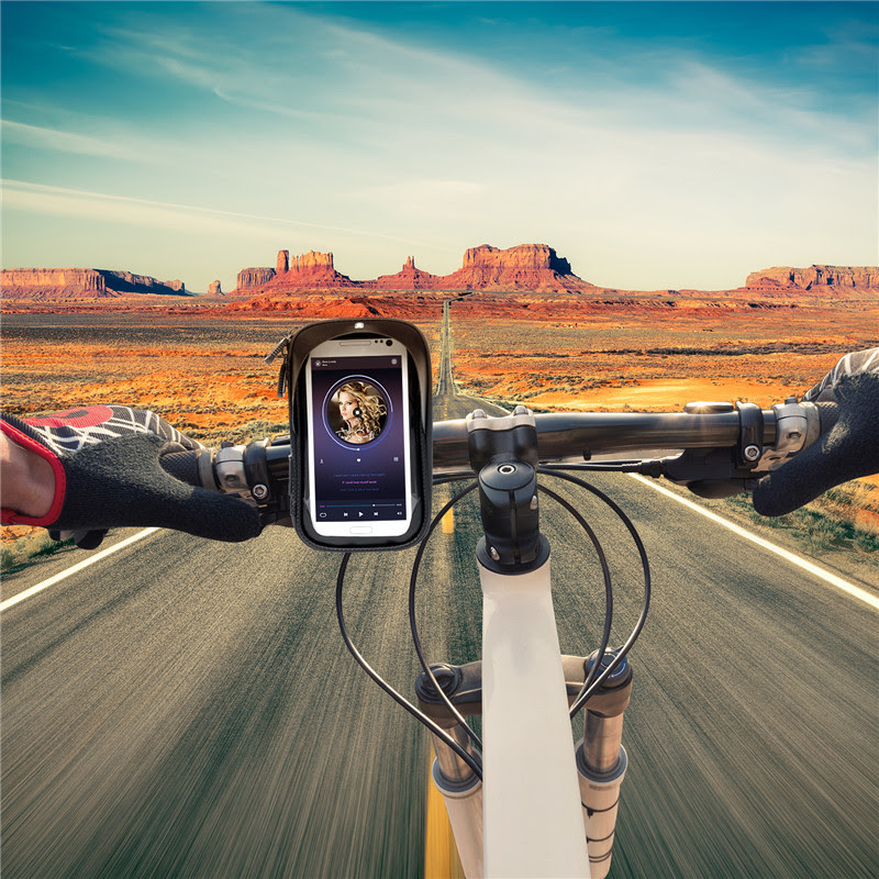 Waterproof Bike Phone Holder