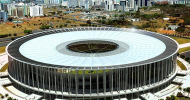 جانب من استعدادات البرازيل لمونديال 2014