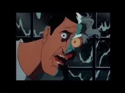 Batman The Animated Series Two Face Quotes