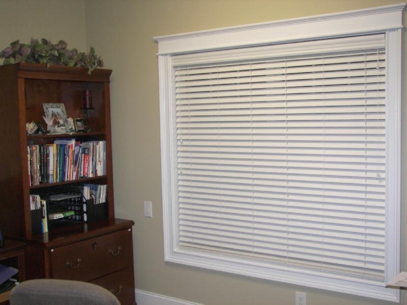 Faux Wood Blinds Carolina Window Fashions