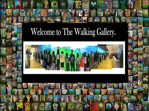 2013 The Walking Gallery