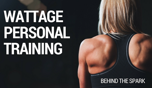 Wattage Personal Training Google Tour and Website // Behind the Spark