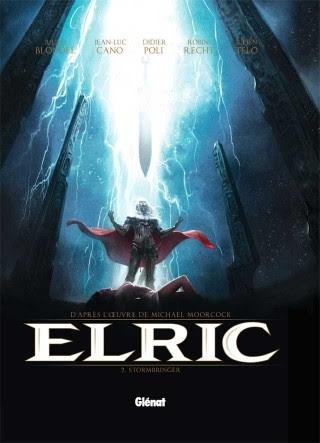 Couverture Elric, tome 2 : Stormbringer