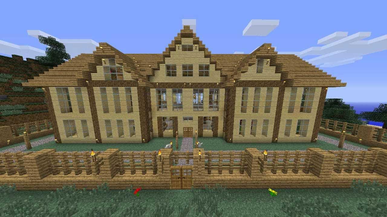 Minecraft: Minecraft House Pictures