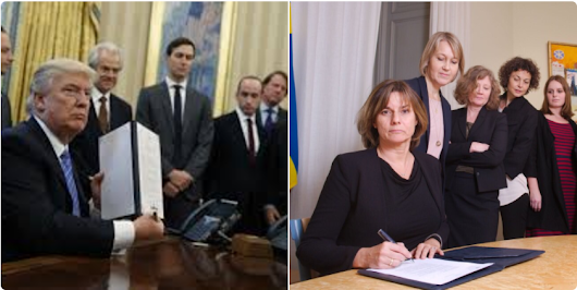 The Swedish Government Appears To Have Epically Trolled Donald Trump With This All-Woman Photo