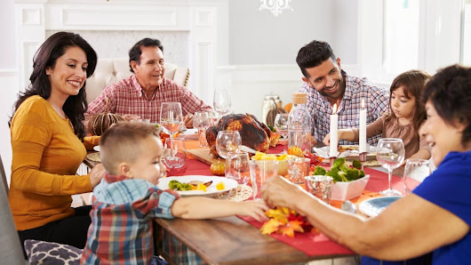 Expert Tips to Keep the Peace During Thanksgiving Dinner - Best of NJ: NJ Lifestyle Guides, Features, Events, and More
