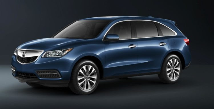 the 10 best acura suv models of alltime
