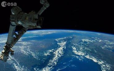 Foto: Primer vídeo Ultra HD orbital desde la Estación Espacial (ESA)