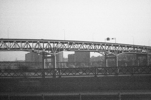 marquam bridge, ultraviolet