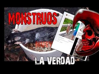 La verdad del Descubrimiento del monstruo Rata Pez y una criatura con pies humanos