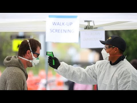 #Coronavirus testing center in #Hayward draws hundreds on first day #StayHomeSaveLives