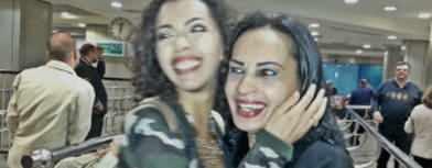 ملكة جمال مصرية تثير اهتماما في مواقع التواصل العربي