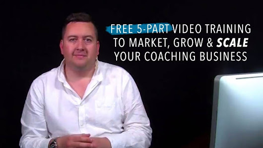 FREE 5-Part Video Training Every Coach Must See!