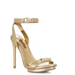 BCBGMAXAZRIA Freesia Studded High-Heel Sandal