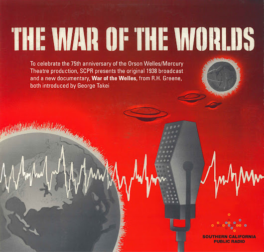 'The War of the Worlds' at 75: Listen to it again on KPCC along with George Takei