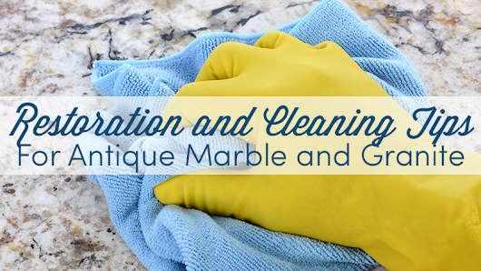 Restoration and Cleaning Tips For Antique Marble and Granite – Mees Distributors, Inc.
