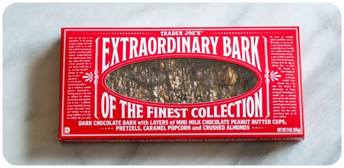 trader joe's extraordinary bark review
