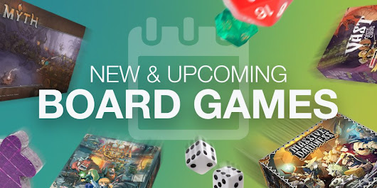 New & Upcoming Board Games in January 2017 - GeekDad