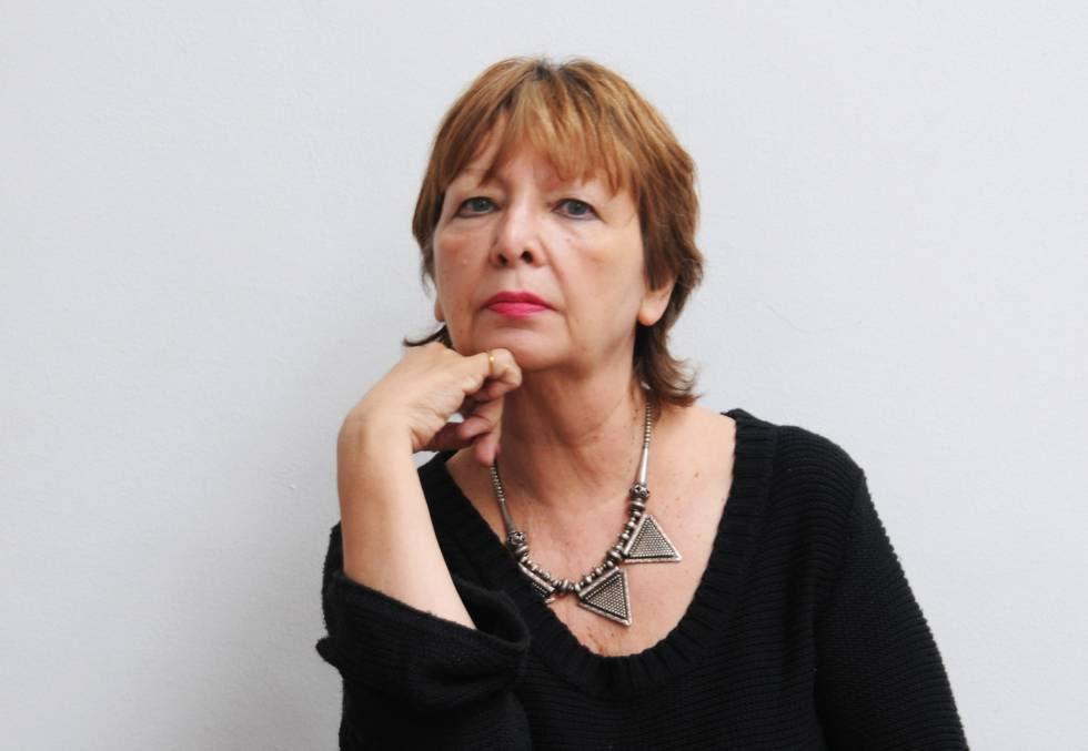 Nelly Richard, escritora y ensayista francesa afincada en Chile.