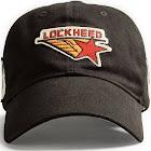 Red Canoe Lockheed Martin Skunk Works Ball Cap