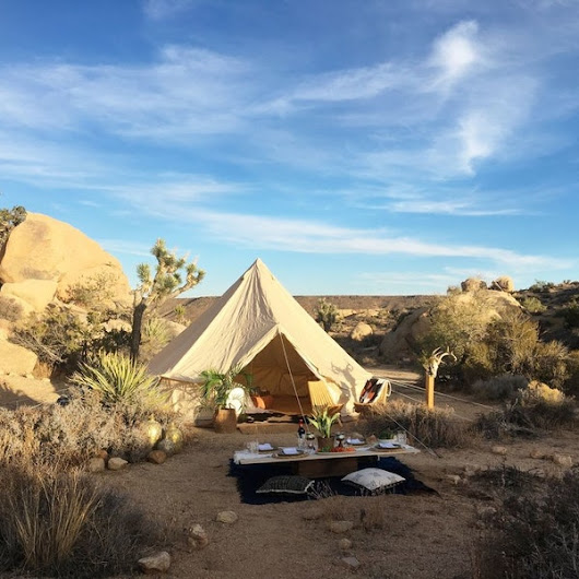 The Best Places to Go Glamping Right Now | AFAR