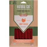 Old Wisconsin Natural Cut Snack Sticks, Hardwood-Smoked, Turkey Sausage - 6 oz