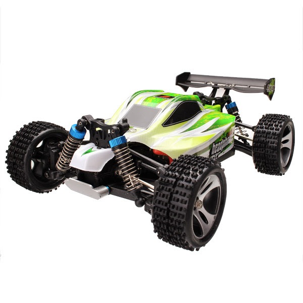 WLtoys A959-B 1/18 4WD Buggy Off Road RC 70 chilometri all'ora