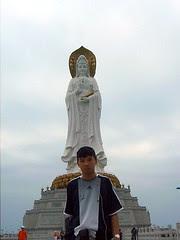 GuanYin deity