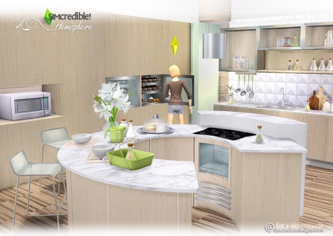Image Result For Kitchen Design Sims
