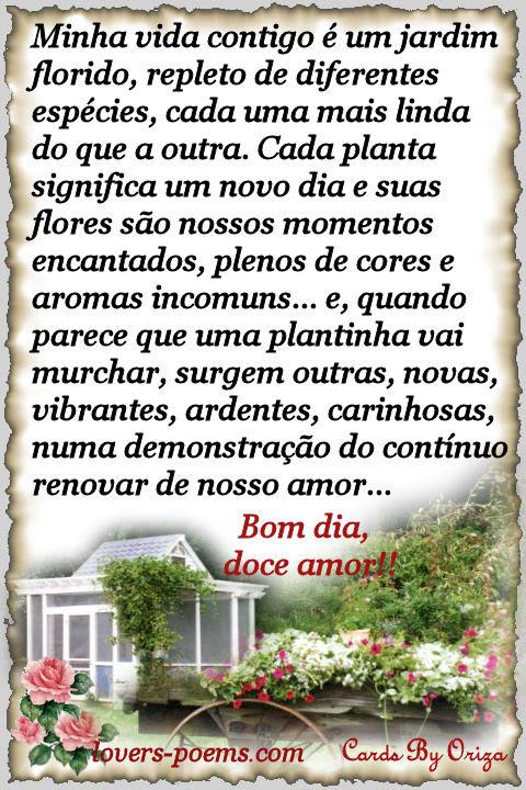 Bom Dia Amor Te Amo Mensagem 4 Frase Romântica De Amor 3